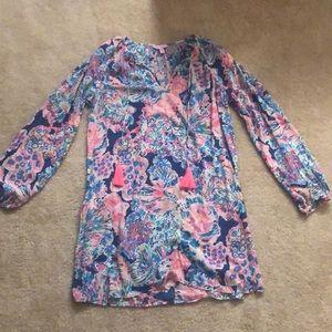 Size XL Lilly Pulitzer Willa Dress